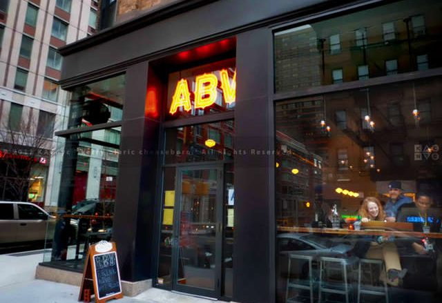 ABV Wine Bar - NYC Upper East Side